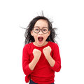 Glad Girl Royalty Free Stock Photography - 99080597