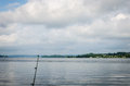 Fishing On The Tennessee River, Lake Guntersville, AL Royalty Free Stock Photo - 99082455
