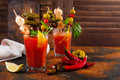 Bloody Mary Cocktail Stock Photo - 99087000