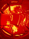 Bright Red Paint In The Container Royalty Free Stock Photo - 9914955