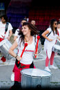Barbarossa  Drums Stock Images - 99135344