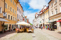 Fussen Old Town, Germany Royalty Free Stock Photography - 99147387