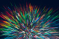 Abstract Background Of Colorful Lines In Motion Royalty Free Stock Photography - 99155657