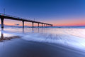 New Brighton Beach In Christchurch New Zealand Royalty Free Stock Image - 99241046