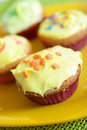 Cup Cakes Royalty Free Stock Images - 9934619
