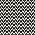 Vector Zigzag Chevron Seamless Pattern. Curved Wavy Zig Zag Line Royalty Free Stock Images - 99365809