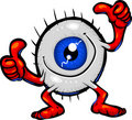 Character Types -Approving Eyeball Stock Images - 9959104