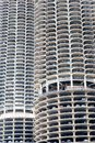 Chicago Car Park Building Royalty Free Stock Photo - 99554805