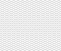 Black Wave Line Pattern. Black Seamless Wavy Line Background. Stock Photos - 99595613