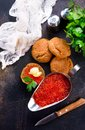Red Caviar Stock Photo - 99622390
