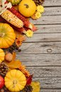 Fall Background With Pumpkins Royalty Free Stock Photos - 99681178