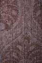 Brown Floral Vintage Texture Royalty Free Stock Images - 9972929