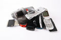Discarded Mobile Phone Royalty Free Stock Images - 9976029
