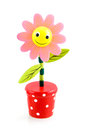 Funny Pink Flower Stock Photos - 9980653