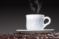 Cup Of Coffe Royalty Free Stock Photography - 9998717