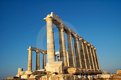 Cape Sounion temple