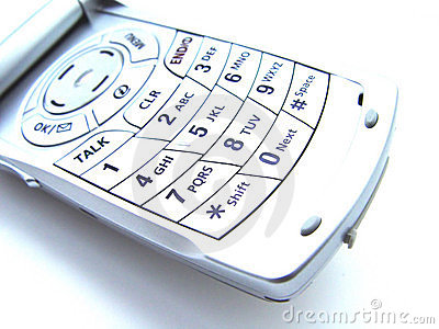 Abstract Cellular Phone