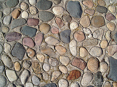 colorful cobblestone