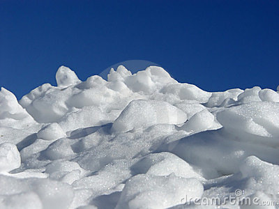 Pile of Snow