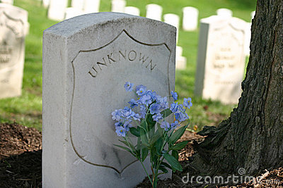 Unknown - grave