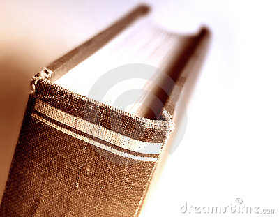 Book close-up