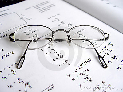 Glasses on Book II
