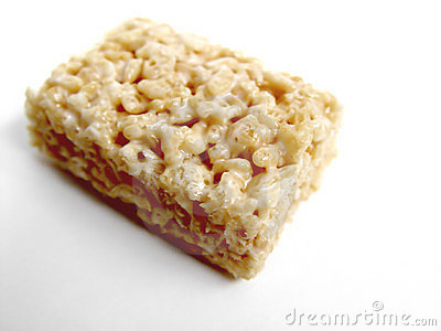 Rice Crispy Square