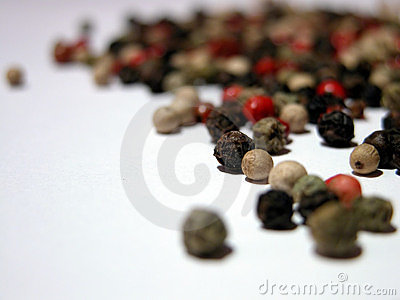 Mixed Pepper 2