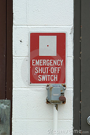 Emergency switch