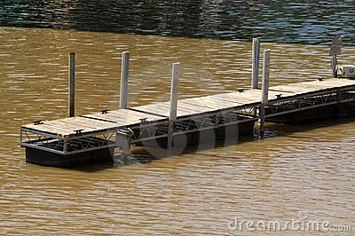 Dock in the River