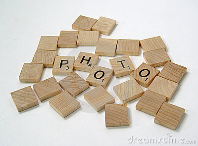Scrabble Pieces 2