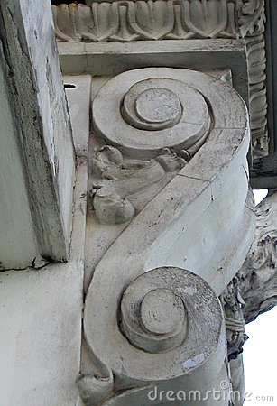 Cement Scroll