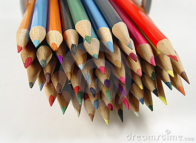 Colored Pencils 7