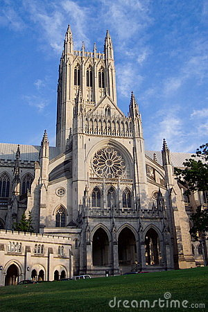 National Cathedral North Face