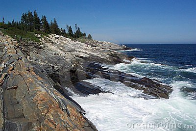 Pemaquid Rocks