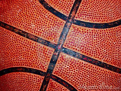 Basketball detail