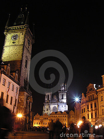 Prague Square 2 (Czech Republic)