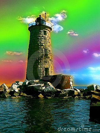 Crazy Lighthouse