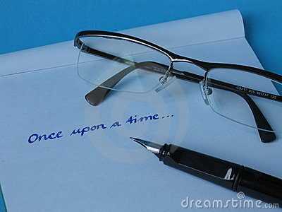 Pen Paper Glasses