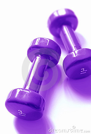 Purple weights
