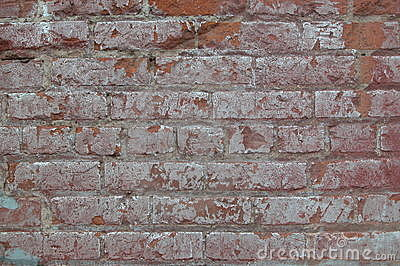 Grungy Brick Background