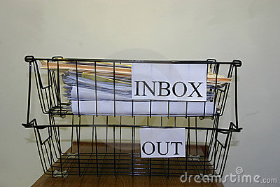 Inbox / Outbox
