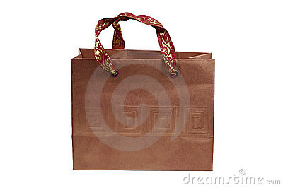 Brown Giftbag