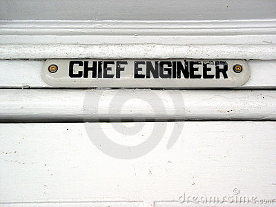 Chief Engineer of ship