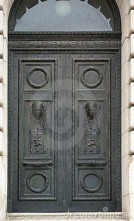 Indian Head Doors