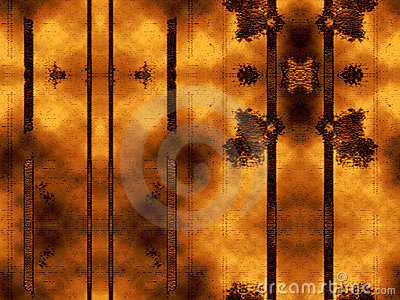 Abstract background- vertical lines and spots
