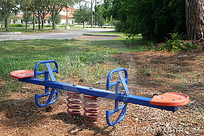 Children's Teeter Totter