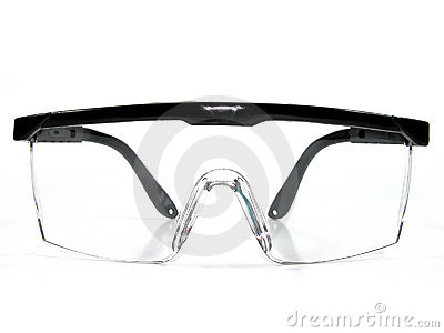 Tools & Construction:  Plastic Safety Googles