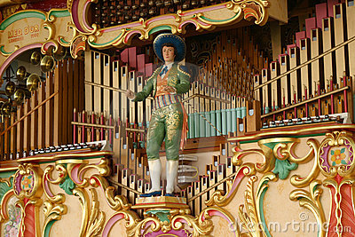Mechanical Music Organ