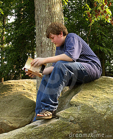 Reading on the Rock